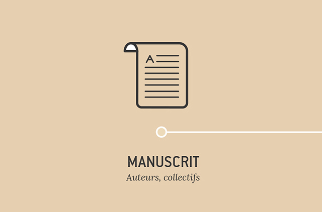 Manuscrit - Auteurs, collectifs