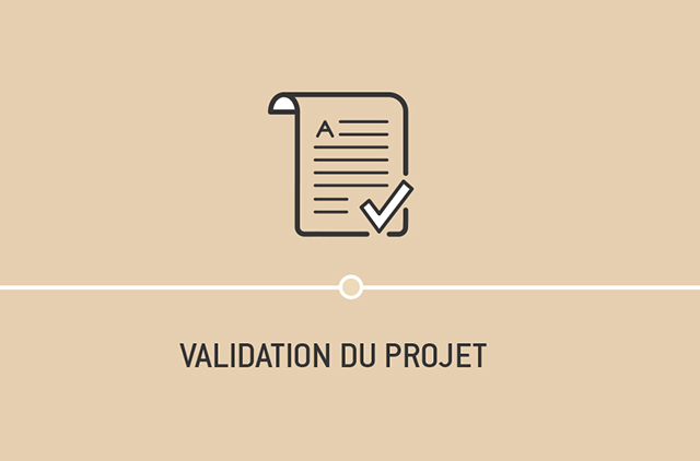 Validation du projet