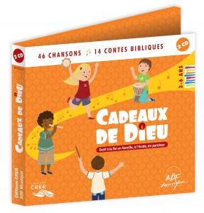 CD Cadeaux de Dieu 3560530141828