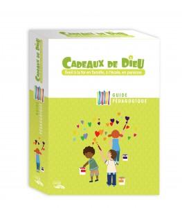 Guide Pédagogique Cadeaux de Dieu 9782857334163